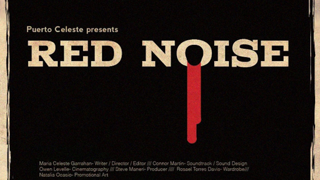 RED NOISE project video thumbnail
