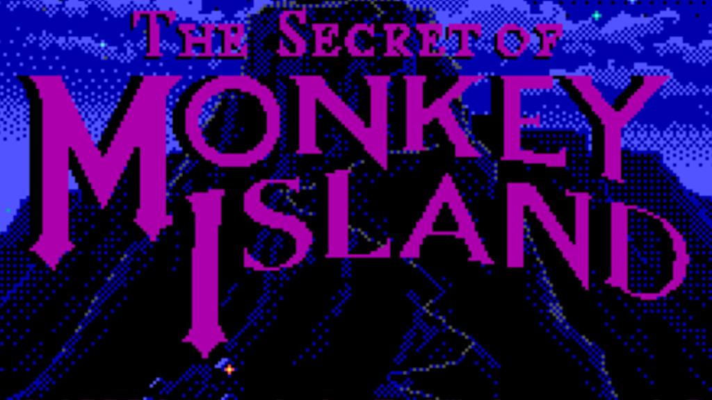 The Secret of Monkey Island LEGO Mosaic project video thumbnail