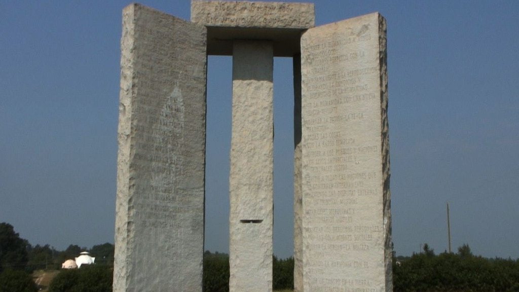 The Georgia Guidestones Movie project video thumbnail