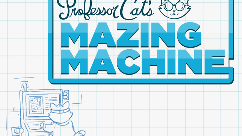 Prof. Cat's Mazing Machine project video thumbnail