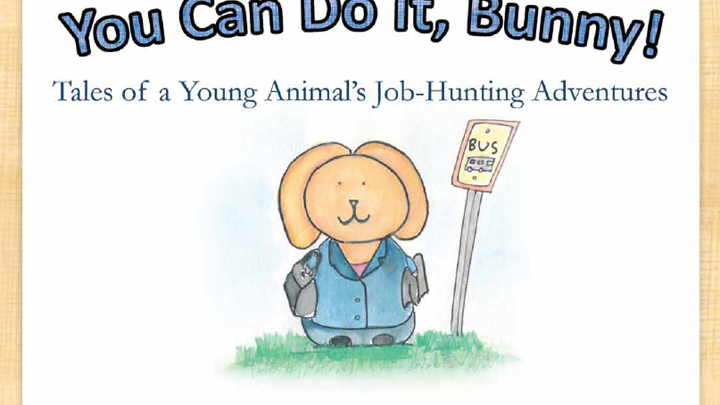"""""""You Can Do It, Bunny!"""" - Go Bunny Books project video thumbnail"""