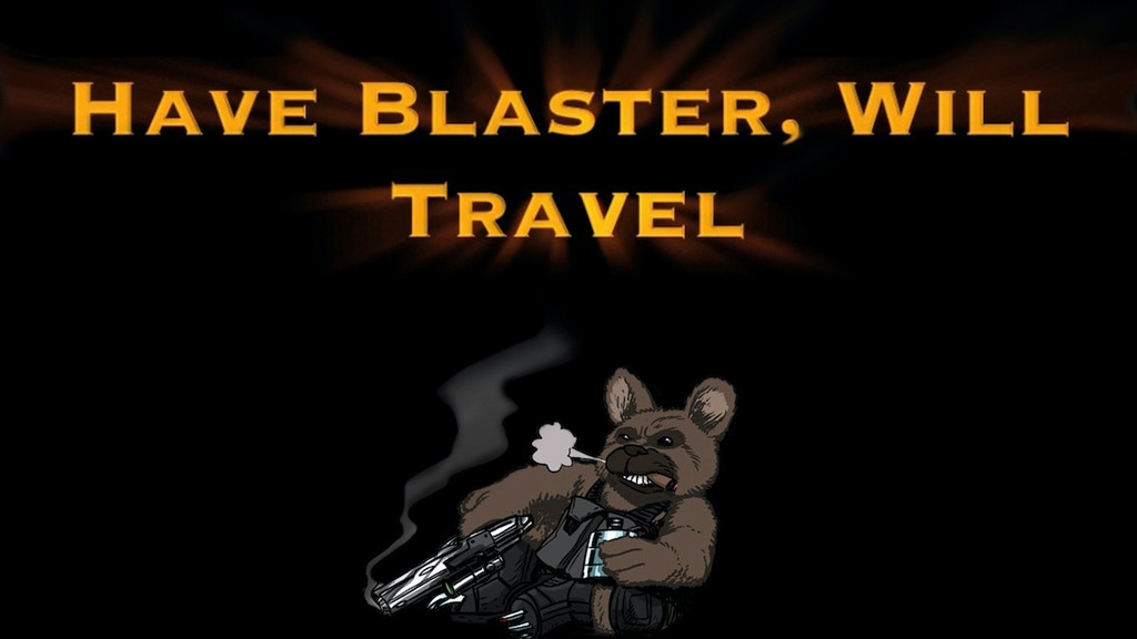 Have Blaster, Will Travel: A Bulldogs! Story Anthology project video thumbnail