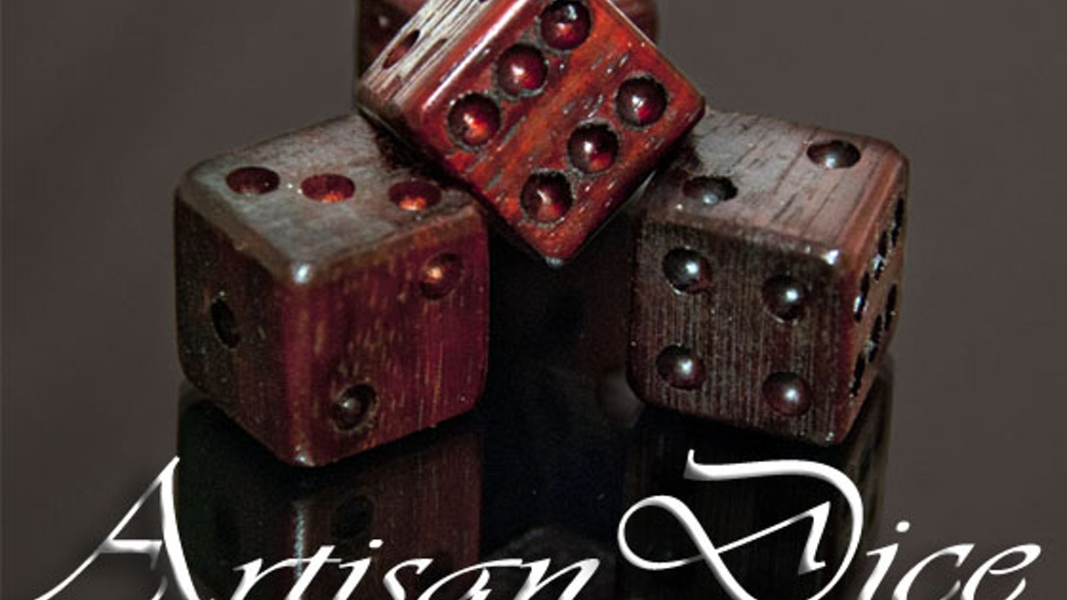 Artisan Dice By Charlie Brumfield Petrified Wood Boxes Polyhedral