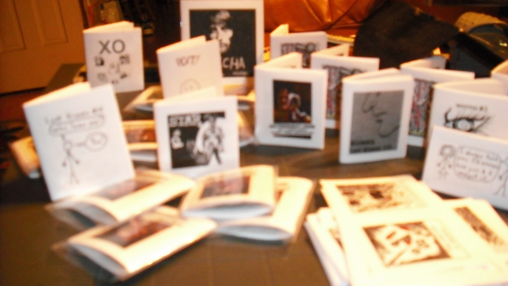Silber Mini-Comics Collection project video thumbnail