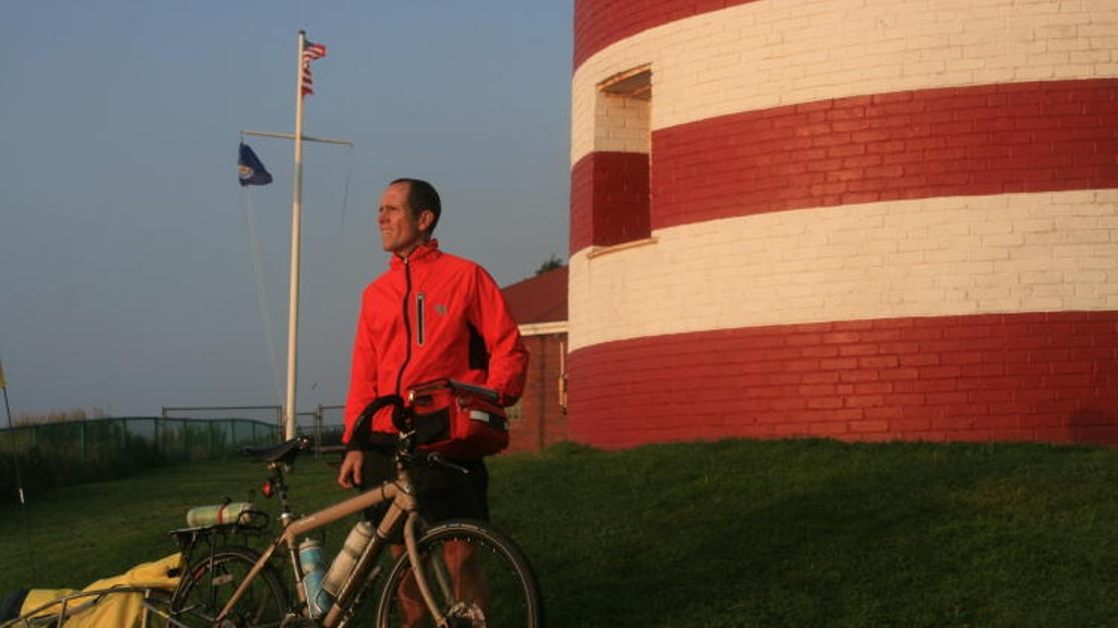 Global Bicycle Trek Kickoff Video project video thumbnail