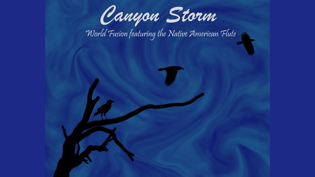 Gwain Nighthawk Debut Album: Canyon Storm project video thumbnail