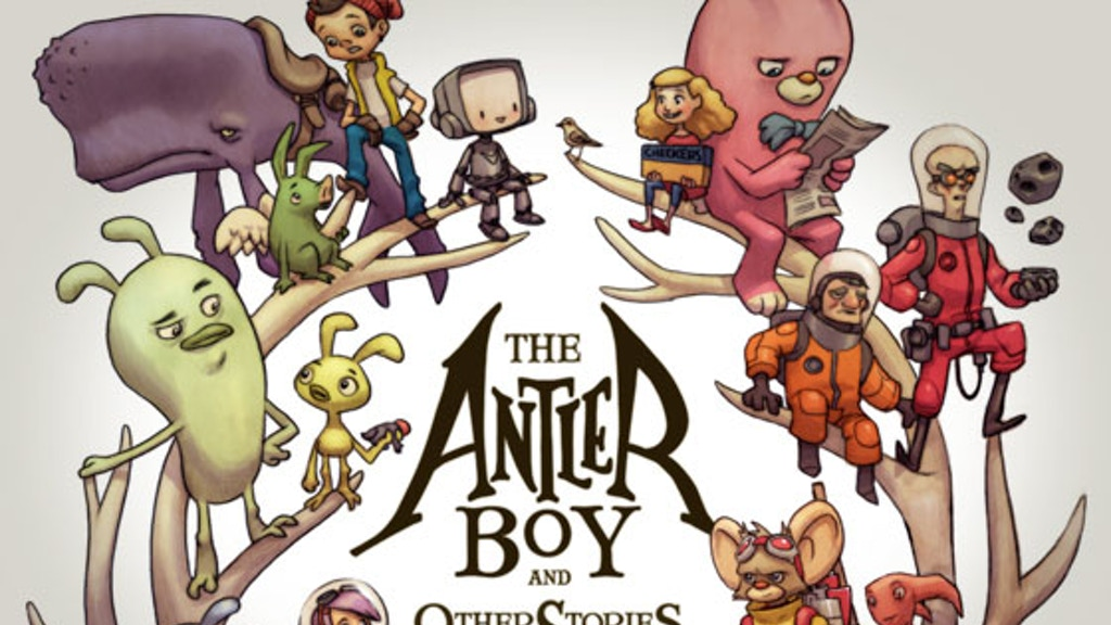 The Antler Boy and Other Stories project video thumbnail