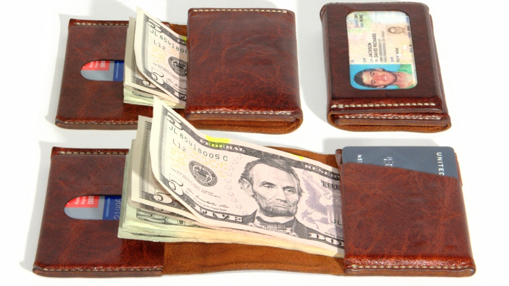 Wrap Wallet - The best wallet in the world, made in the USA project video thumbnail