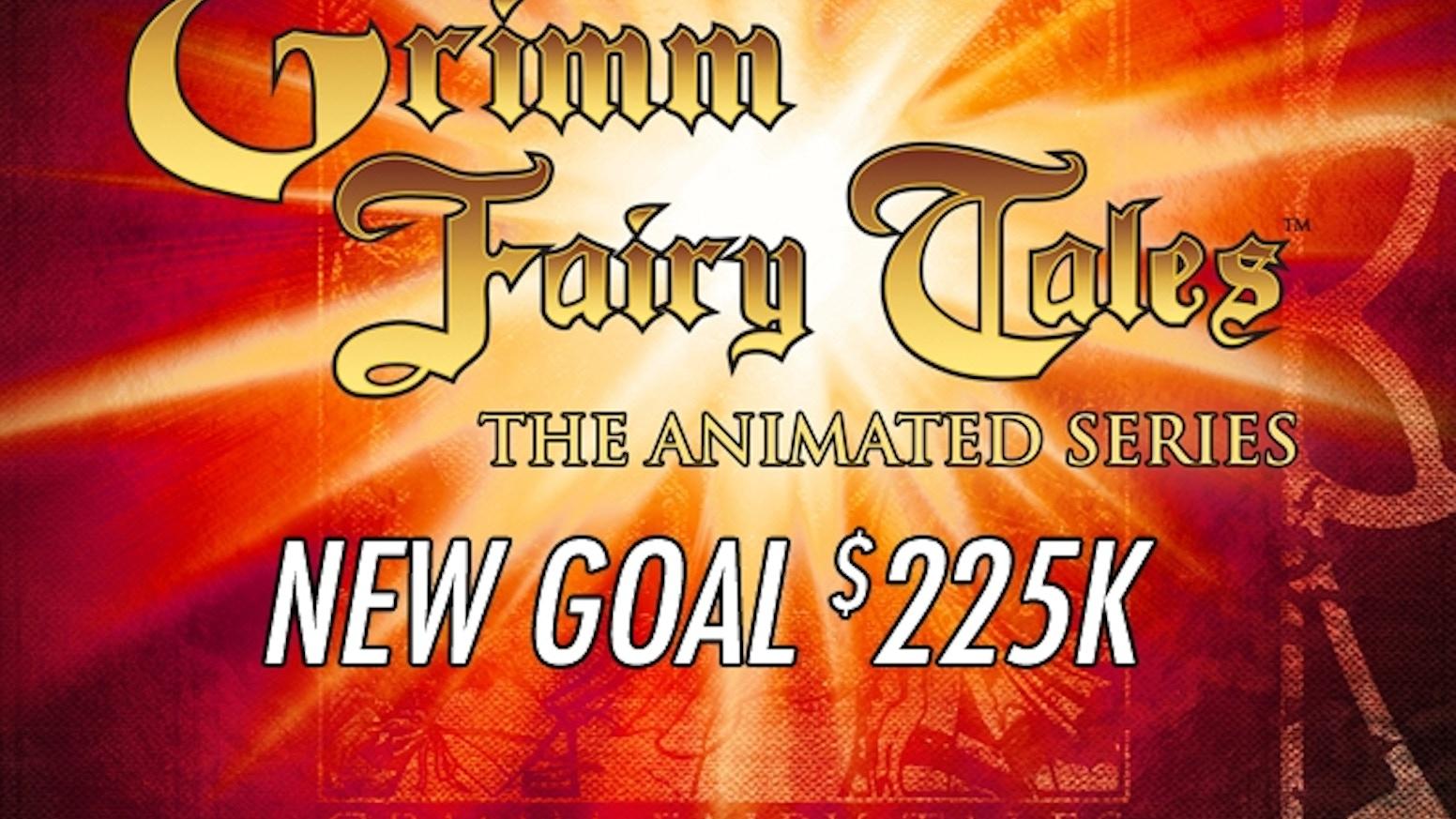 Grimm Fairy Tales Animated Series ( Zenescope ) by Joe