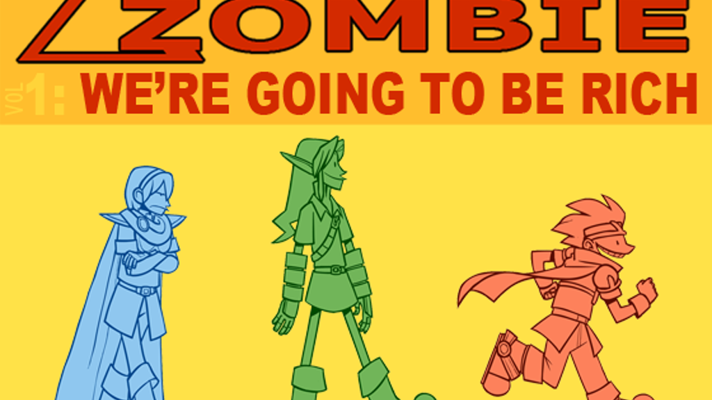 Awkward Zombie: Volume One project video thumbnail