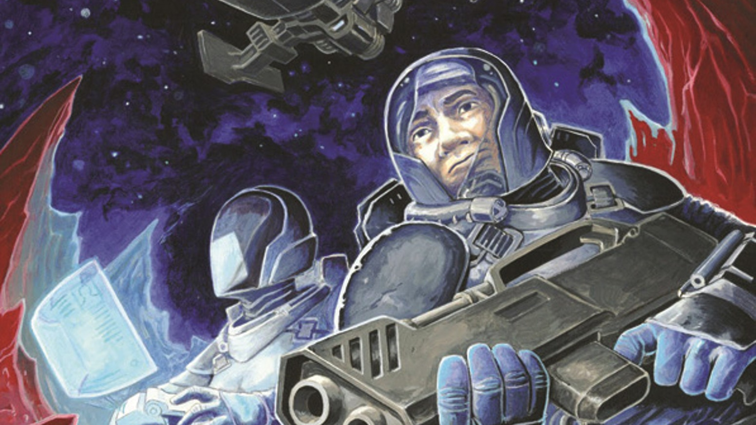The Parsec RPG by robosnake » FAQ — Kickstarter
