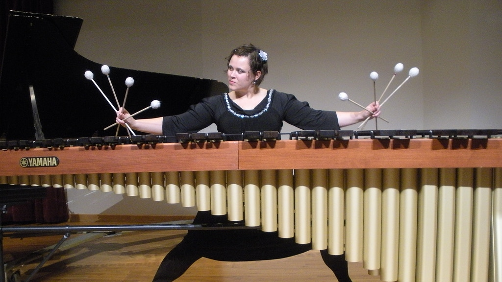 Marimba from 0-8 mallets: CD and vinyl album by jane ...