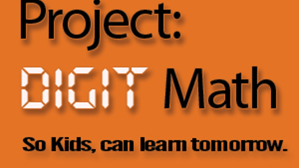 Project image for Math + Game = Education