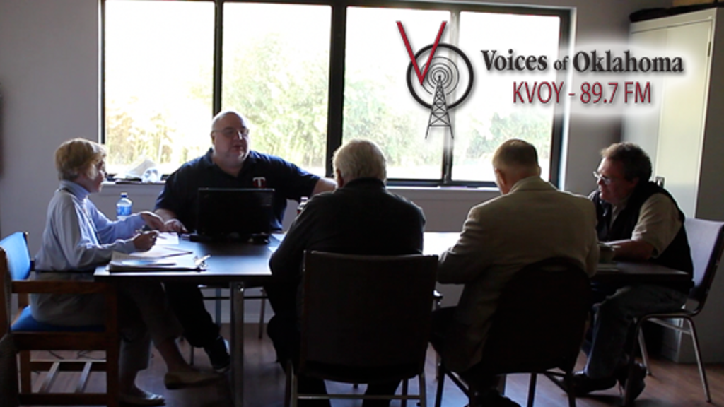 Voices of Oklahoma: Community Radio, 89.7 FM project video thumbnail
