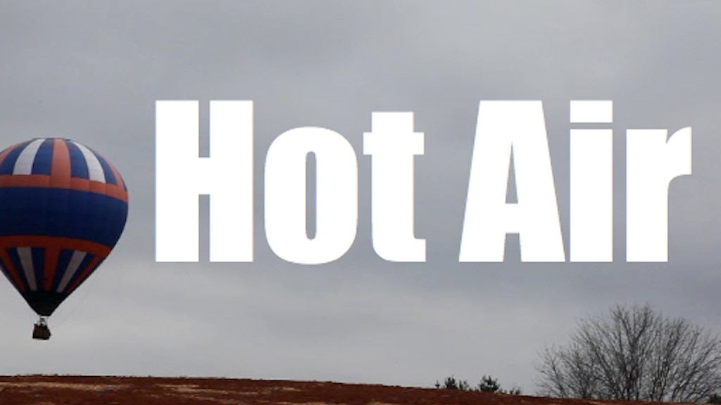 HOT AIR the movie project video thumbnail