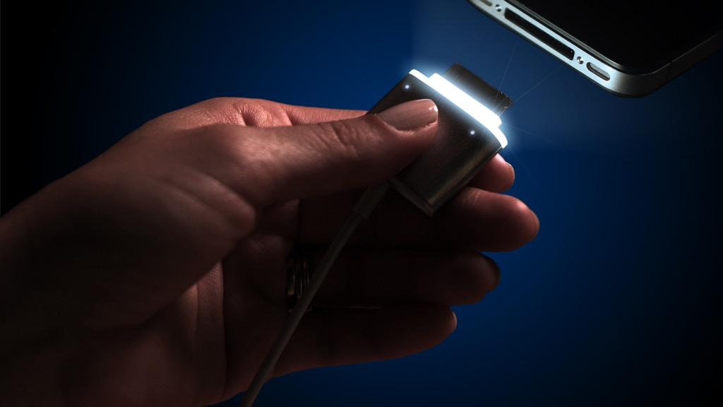 CordLite - illuminated Charger Cable for your iPhone project video thumbnail