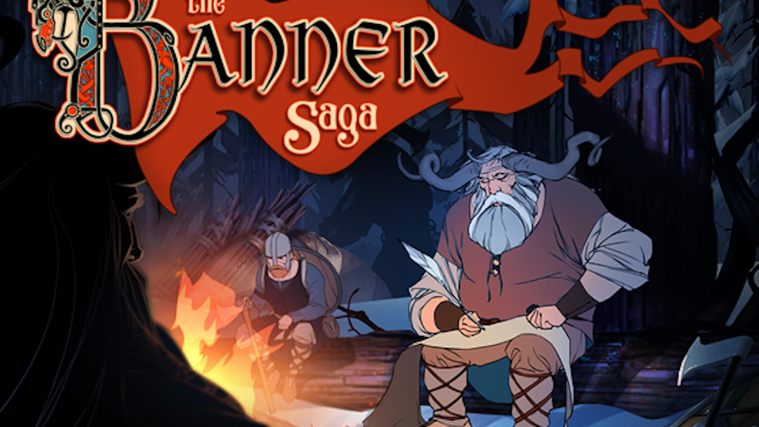 A mature, story-driven, turn-based strategy game steeped in viking culture, by three game industry veterans.