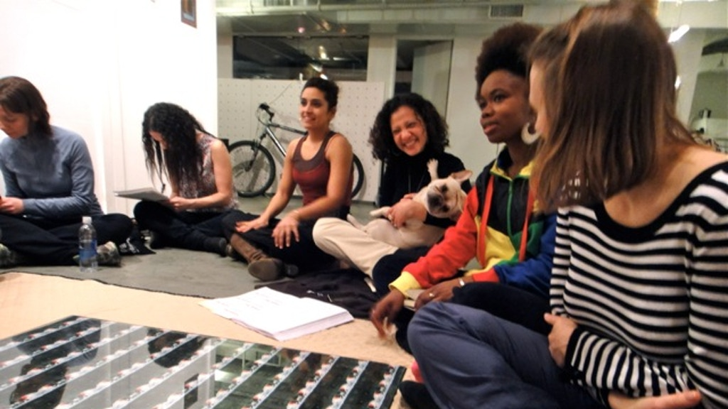 Collectivity: Art-Making in a Collective project video thumbnail