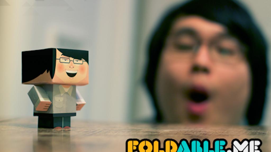 Foldable.Me project video thumbnail