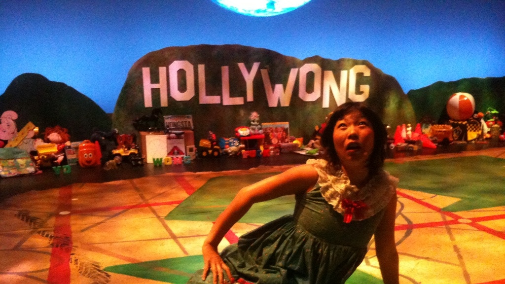 Bring Going Green the Wong Way to the Edinburgh Fringe Fest! project video thumbnail