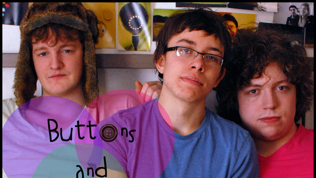 Help fund Buttons and Mindy's Debut EP! project video thumbnail