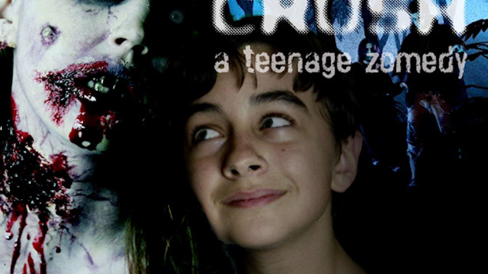 Zombie Crush: A Teenage Zomedy by Lawayne Bontrager