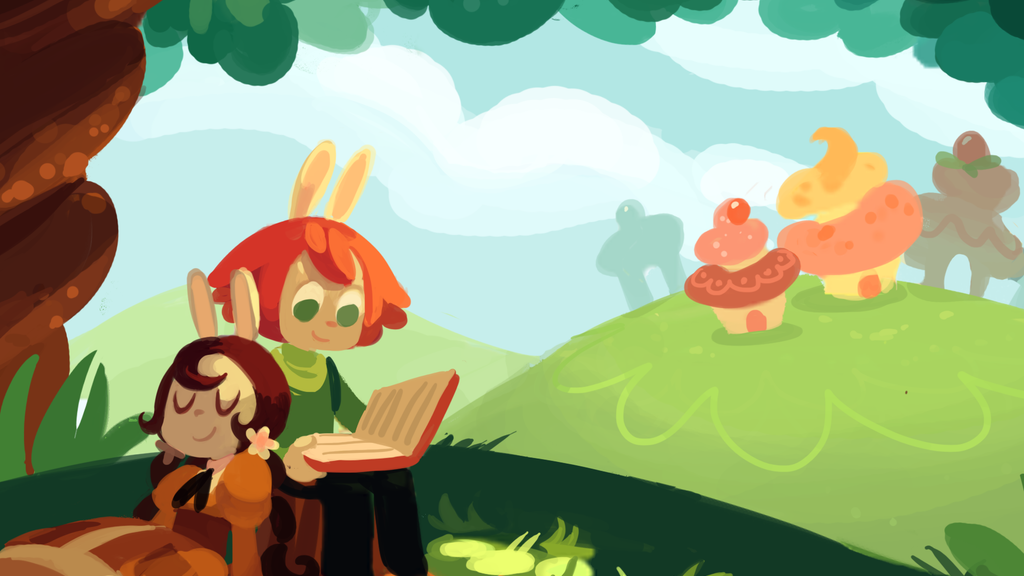 The Cucumber Quest Book Project project video thumbnail