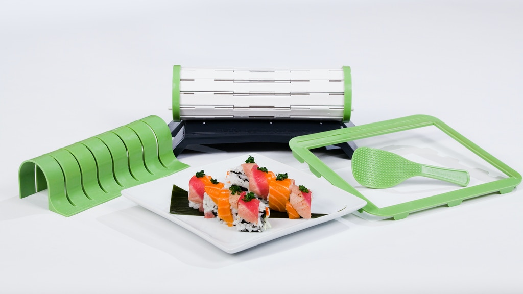 SushiQuik: Making sushi has never been this easy! project video thumbnail