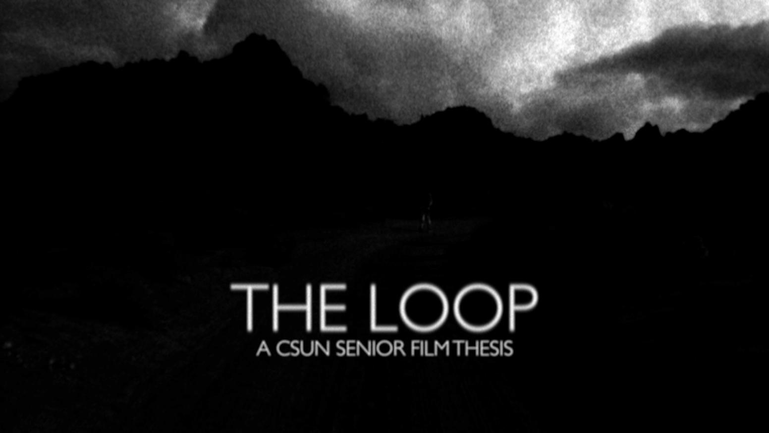 Thesis custom loop category