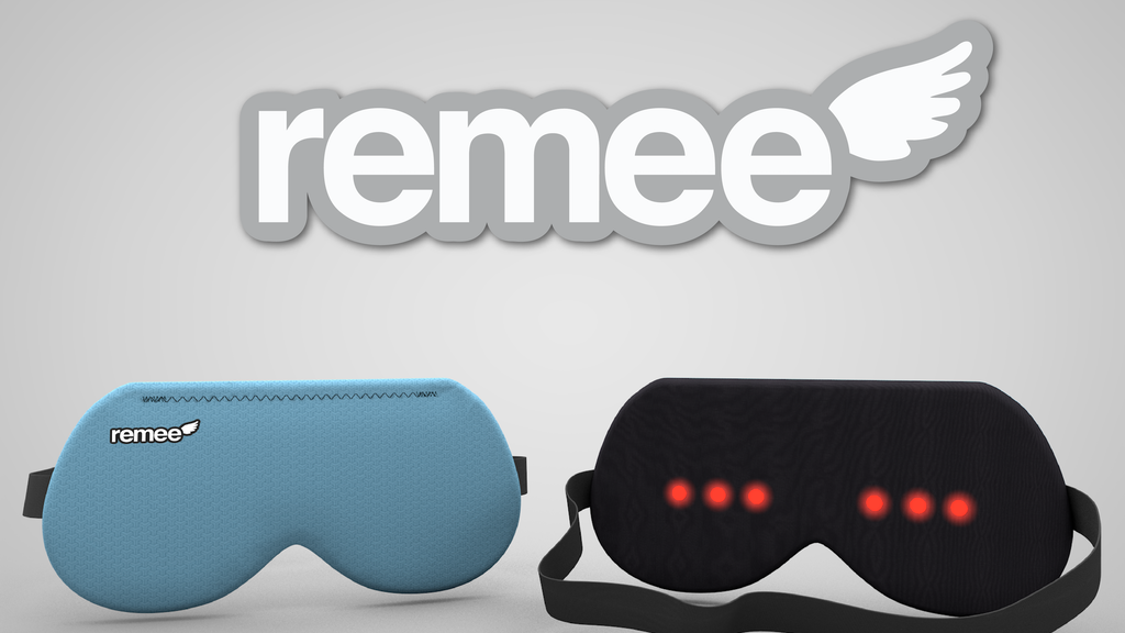Remee - The REM enhancing Lucid Dreaming Mask project video thumbnail