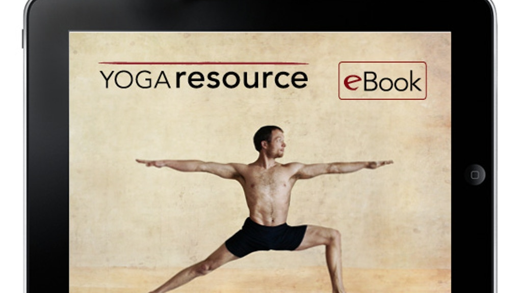 Yoga Resource eBook with Darren Rhodes project video thumbnail