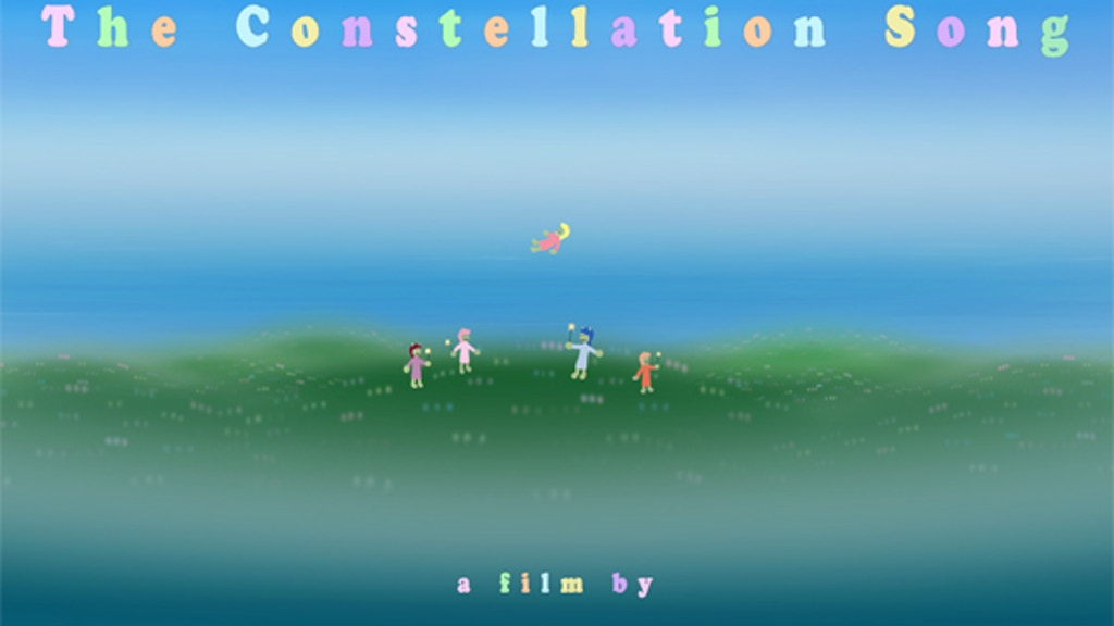 The Constellation Song project video thumbnail