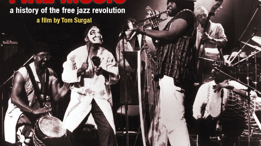 FIRE MUSIC: A HISTORY OF THE FREE JAZZ REVOLUTION project video thumbnail