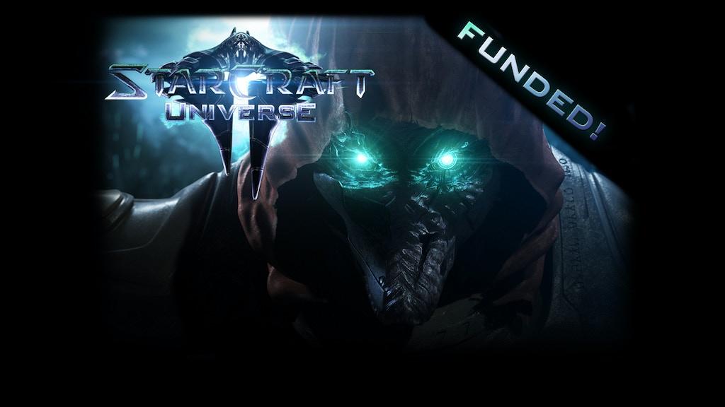 StarCraft Universe project video thumbnail