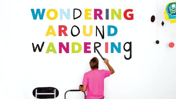 Wondering Around Wandering project video thumbnail