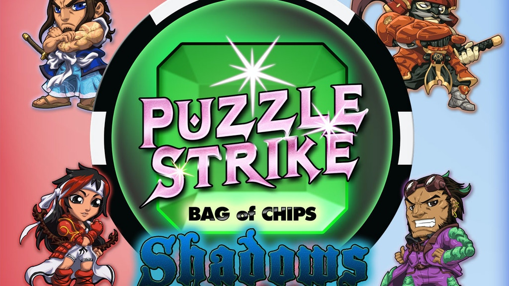 Puzzle Strike 3rd Edition + Shadows Expansion project video thumbnail