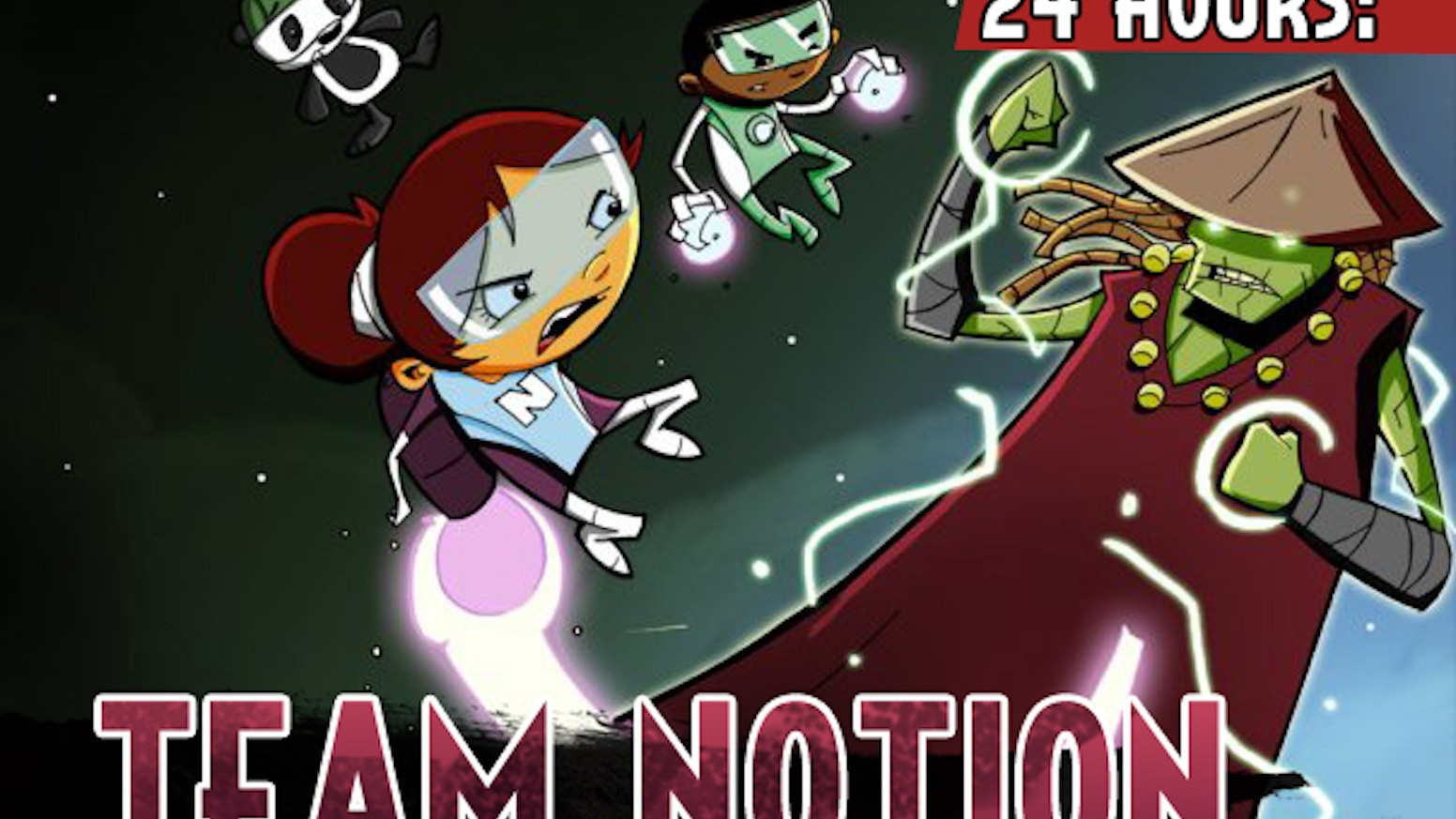Team Notion The Game (PC/MAC/PSVITA/MOBILE) by Andrew Augustin