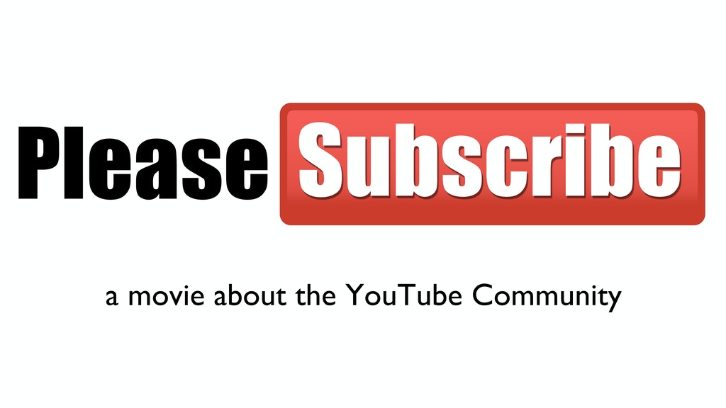 """Please Subscribe"" - A YouTube Documentary project video thumbnail"