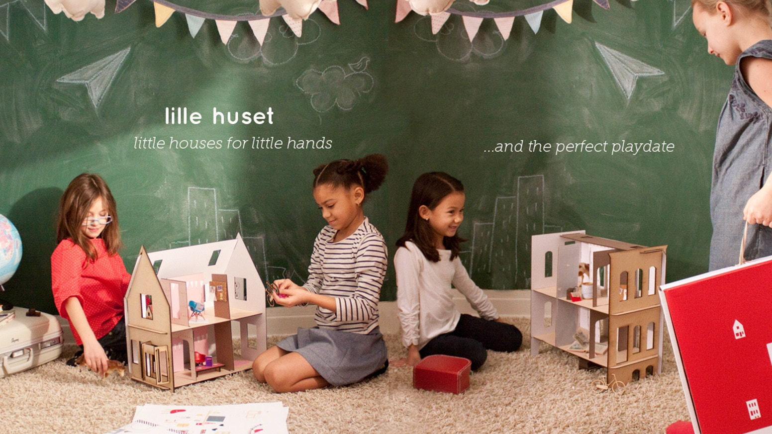 lille huset by Alyson Beaton » Yes even we have a 3D model