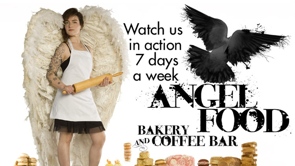 Angel Food...Bakers from Hell project video thumbnail