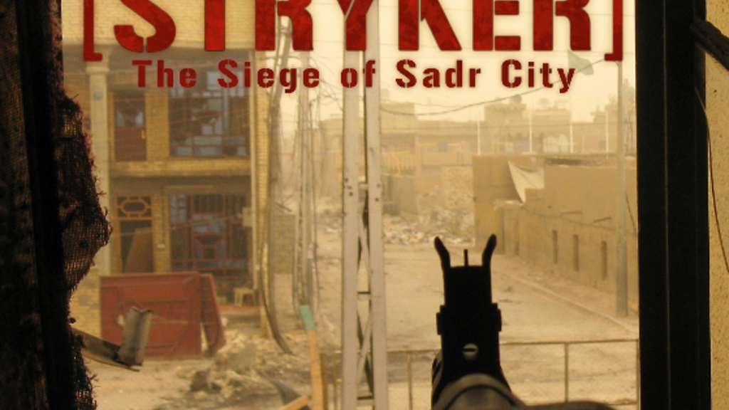 Stryker: The Siege of Sadr City project video thumbnail