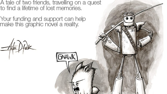 GATHER. A Graphic Novel