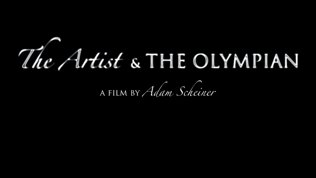 The Artist & The Olympian project video thumbnail