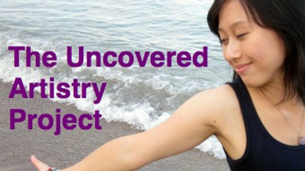 The Uncovered Artistry Project: An Art Show to End Abuse project video thumbnail