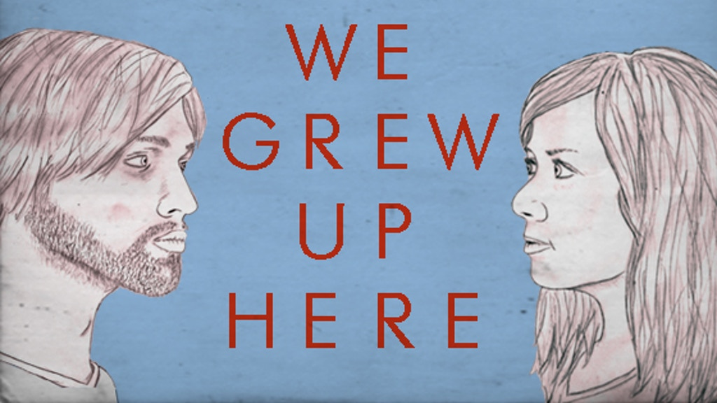 We Grew Up Here project video thumbnail