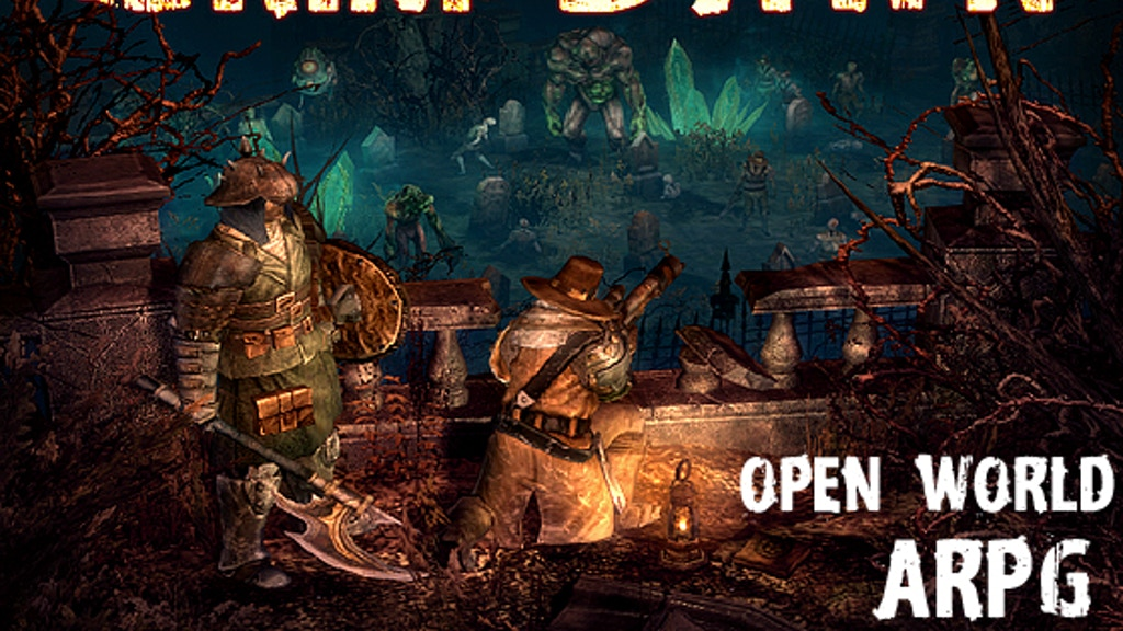 Grim Dawn by Crate Entertainment — Kickstarter