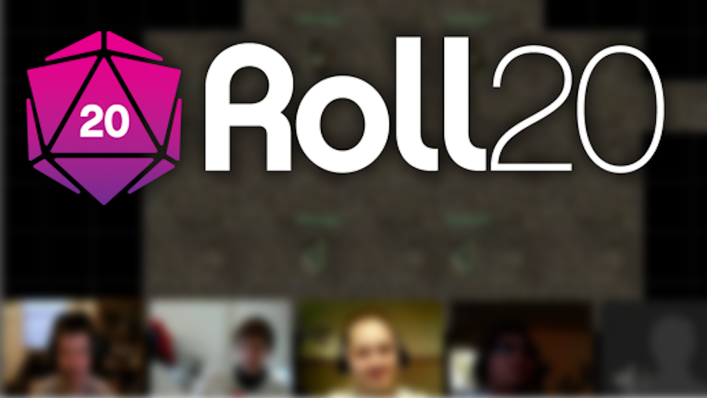 Roll20 -- Virtual tabletop gaming that tells a story project video thumbnail