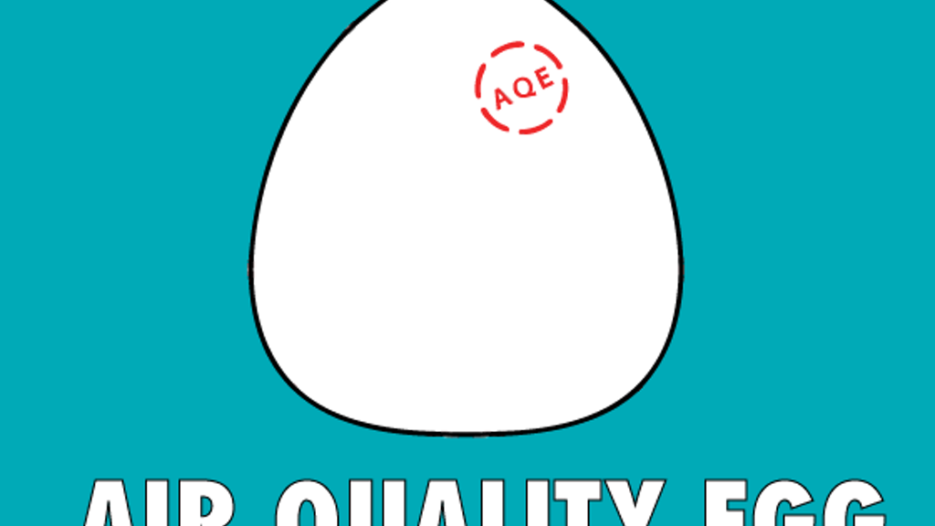 #AirQualityEgg project video thumbnail