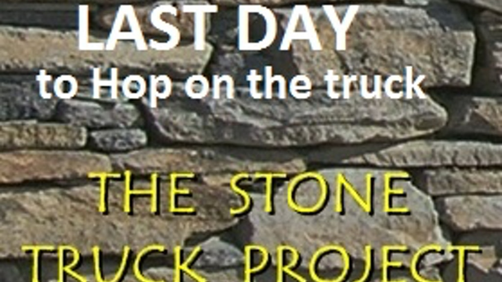 The Stone Truck Project project video thumbnail
