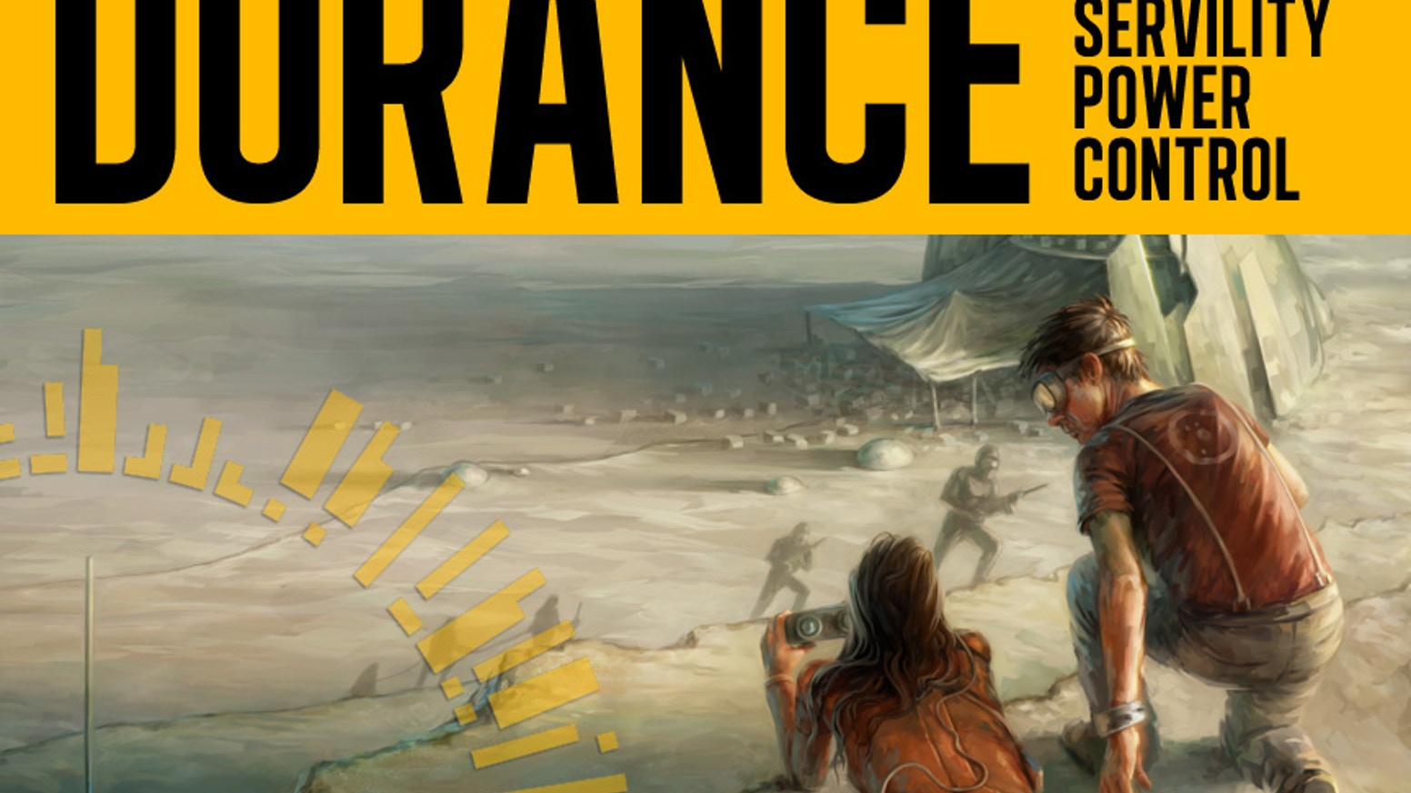 Durance is Jason Morningstar's take on life in a far-future penal colony. It's a fast-paced, low-prep, collaborative tabletop game.